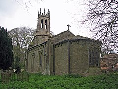 All Saint's Church, Oxcombe - geograph.org.uk - 168093.jpg