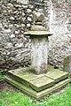 All Saints, Loose, Kent - Churchyard - geograph.org.uk - 325319.jpg