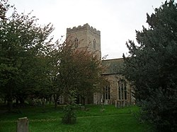 All Saints Church, Thorndon - geograph.org.uk - 277173.jpg