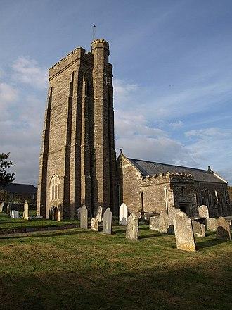 Thurlestone - The church of All Saints