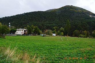 Allons, Alpes-de-Haute-Provence - Allons Landscape