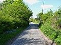 Along County Lane at Harriot's Hayes - geograph.org.uk - 1862086.jpg