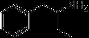 Phenylisobutylamine - Image: Alpha Ethylphenethylamine