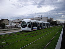 ligne 3 du tramway de lyon wikip dia. Black Bedroom Furniture Sets. Home Design Ideas