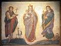 Altarbild aus dem Heilig-Hüsli, zweite Hälfte 16. Jh., Tempere auf Holz - Stadtmuseum Rapperswil 2013-01-05 16-18-49.JPG