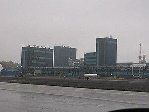 Sept-Îles, Quebec - Aluminerie Alouette inc.
