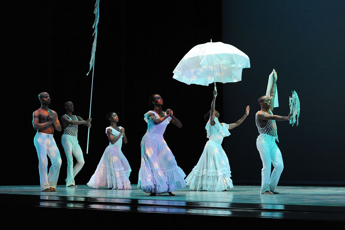 Revelations (Alvin Ailey) - Wikipedia
