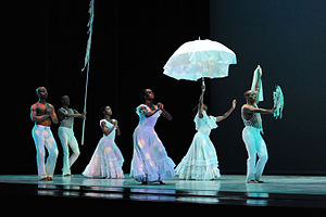 Alvin Ailey - Revelations performed by Alvin Ailey American Dance Theatre in 2011
