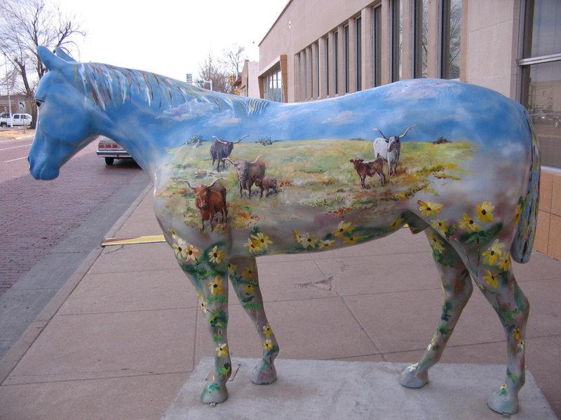 File:Amarillo Texas - Horse1a.jpg