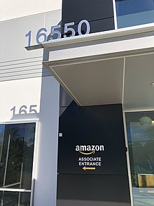 List Of Amazon Locations Wikipedia
