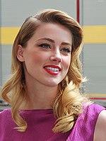 Schauspieler Amber Heard Depp
