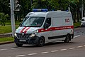 Ambulance on call (Minsk, July 2020) 02.jpg
