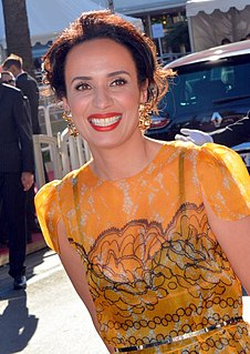 French actress, playwright, film director and screenwriter