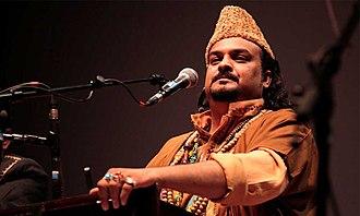 Amjad Sabri - Image: Amjad Sabri