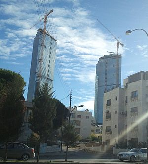 Amman's Gate Towers