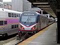 Amtrak 619 at South Station, 11 September 2014.JPG