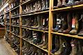 An array of boots at the F.M. Light & Sons western-wear store in Steamboat Springs, Colorado LCCN2015633729.tif