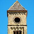 Ancienne église de Puissalicon - Tour romane - 09.JPG