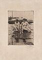 Anders Zorn - My Models (etching) 1916.jpg
