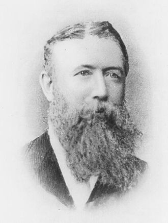 Andrew Ball (Townsville pioneer) - Ball in 1864.
