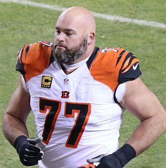 Andrew Whitworth - Whitworth in 2015.
