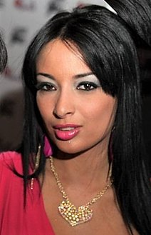 Anissa Kate at AVN Awards AEE Expo 2012.jpg