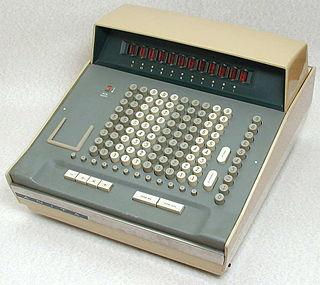 all-electronic desktop calculators