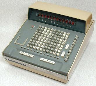 Sumlock ANITA calculator - ANITA Mk VIII.