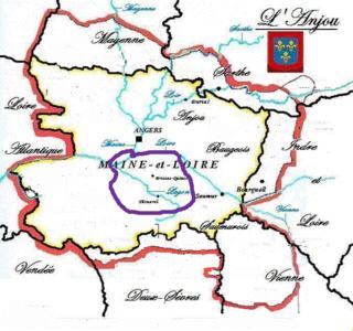 Anjou wine appellation dorigine contrôlée