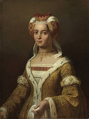 Anna of Veldenz, Countess Palatine of Simmern-Zweibrücken - Countess Anna of Veldenz