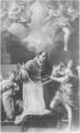 Annibale Carracci, San Gregorio in preghiera (Opera perduta).png