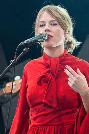 Annika Norlin - Image: Annika Norlin at Gröna Lund