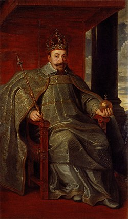 Anonymous Sigismund III Vasa in coronation robes.jpg