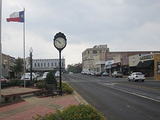 Henderson, Texas City in Texas, United States