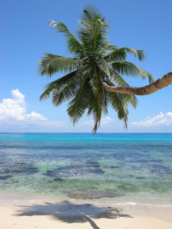 Anse Takamaka-Mahé-Seychelles