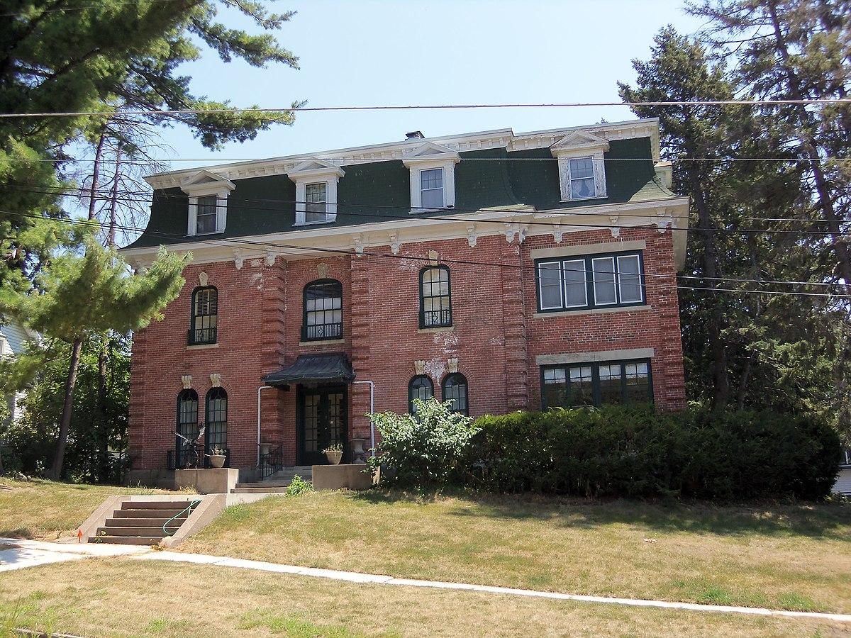 The Wholesale House >> Anthony Burdick House - Wikipedia