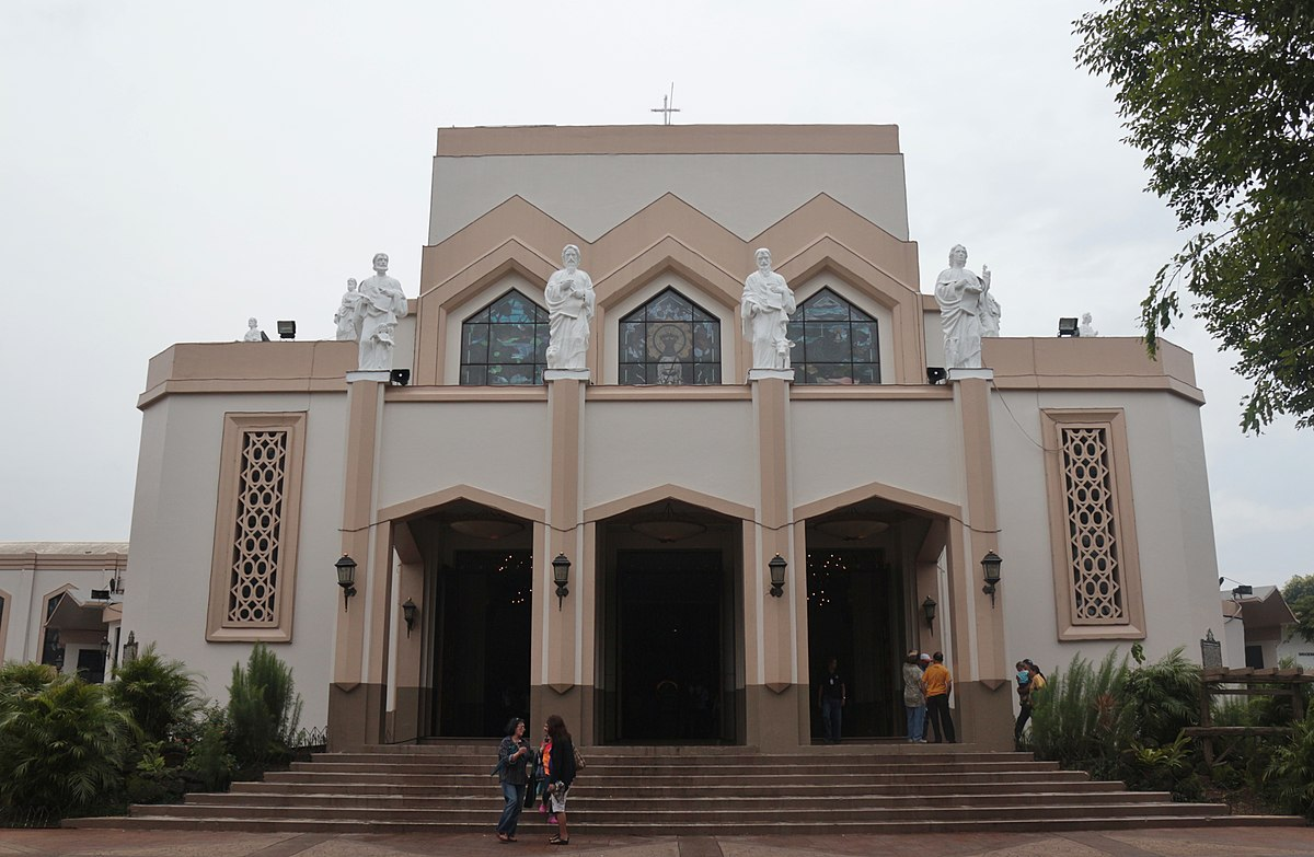 Antipolo Cathedral Wikivividly