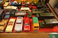 Antique toy cars and army trucks (29677042236).jpg