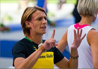 Antonietta Di Martino Italian high jumper