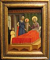 Antonio vivarini, nascita di sant'agostino, 1440-50.JPG