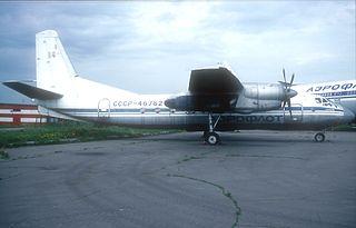 Aeroflot Flight 2174 aviation accident