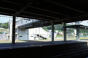 Aoimori Railway Misawa Station Misawa Aomori pref Japan15n.jpg