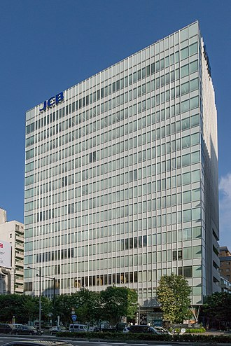 JCB Co., Ltd. - JCB Headquarters (Aoyama Rise Square, Minato-ku, Tokyo)