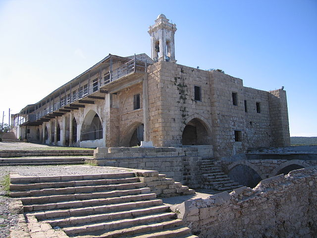 Kloster Apostolos Andreas