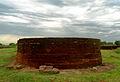 Apsidal stupa at Thotlakonda Monastic Complex.JPG