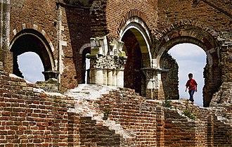 Vojvodina - Ruins of Arača church