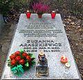 Araszkiewicz Stanislaw grave.jpg