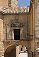 Arch, Iglesia de la Encarnacion, Alhama de Granada, Andalusia, Spain.jpg