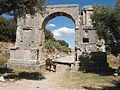 Arch of Alexander Severus at Dougga.jpg
