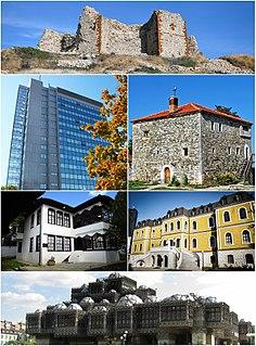 Architecture of Kosovo